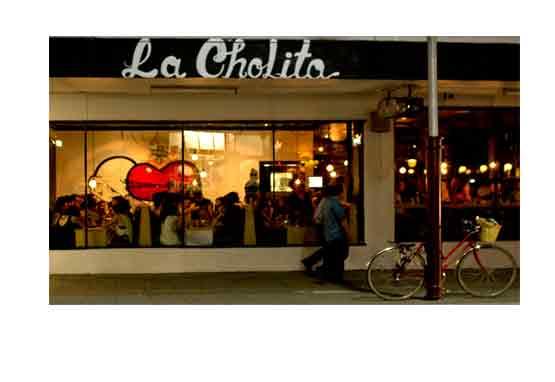 la-cholita