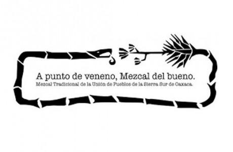 A punto de Veneno Mezcal