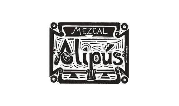 logo mezcal alipus