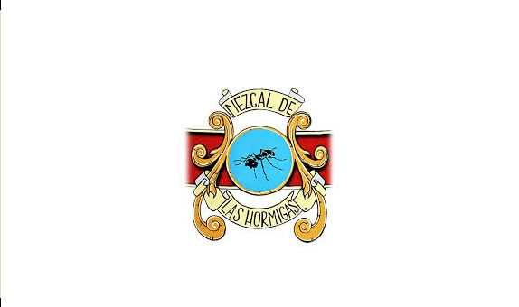 Mezcal De las Hormigas logo