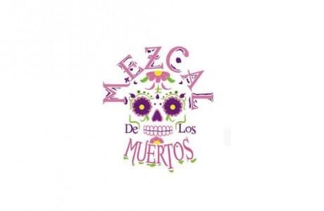 De los Muertos mezcal logo