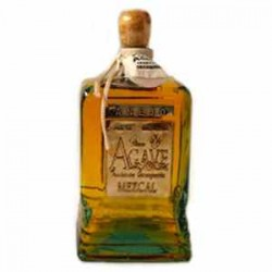 Mezcal Don Agave reposado