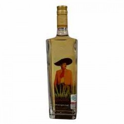 Mezcal Don Antonio Aguilar Reposado