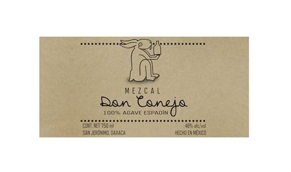 Don Conejo Mezcal logo