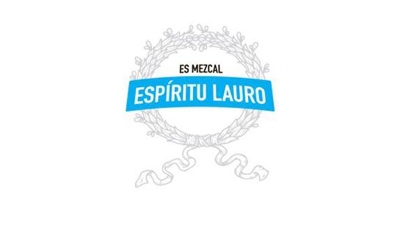 Mezcal Espiritu Lauro logo