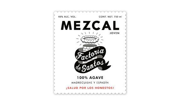Factoria de Santos Mezcal logo