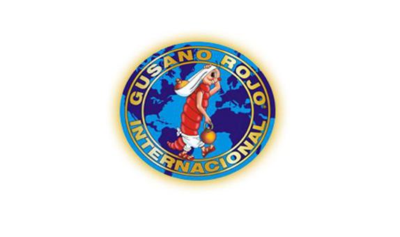 Gusano Rojo Mezcal logo