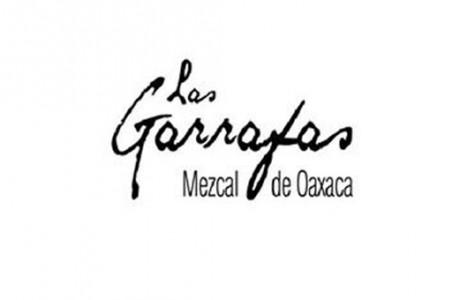 Las Garrafas mezcal logo