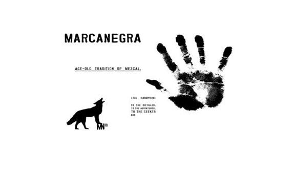 Mezcal  Marca Negra logo
