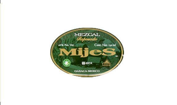 Mijes Mezcal logo