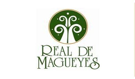 Real de magueyes Mezcal logo