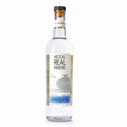 Mezcal Real Minero Arroqueno
