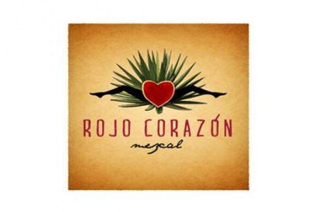 Rojo Corazon Mezcal logo
