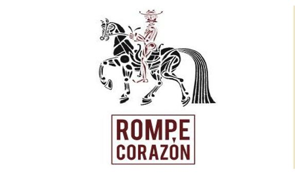 Mezcal  Rompe Corazon logo