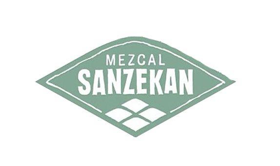 Sanzekan Mezcal logo
