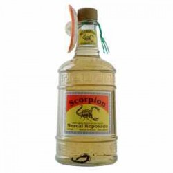 Mezcal Scorpion Reposado