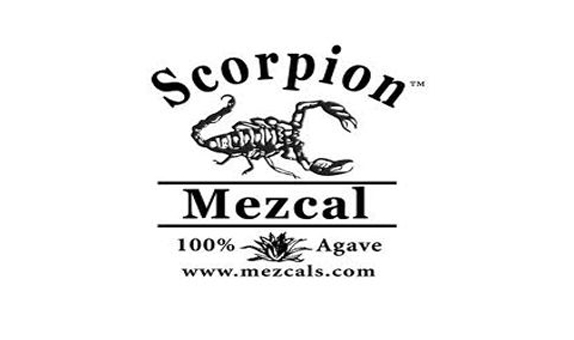 Mezcal  Scorpion logo