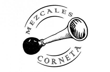 Mezcales Corneta logo
