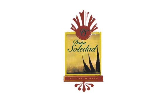 Mezcal Doña Soledad logo