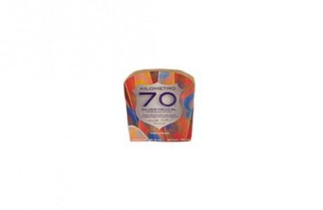 Mezcal Kilometro 70 logo